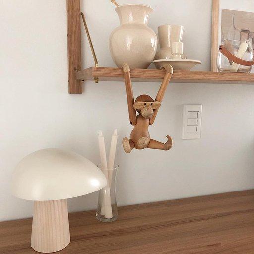 Night Owl bordslampa ask Fritz Hansen → NordicNest.se