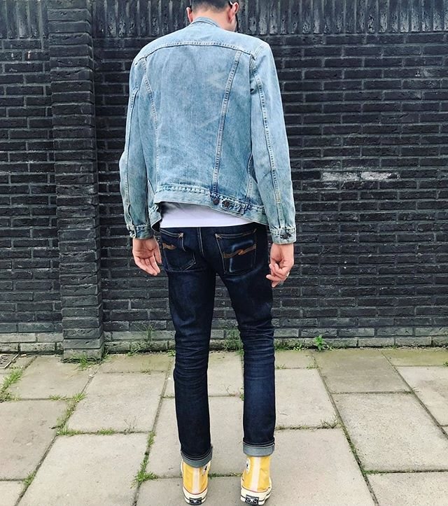 b55a08ea Nudie Jeans® | 100% Organic Denim Collection | Official Site - Nudie ...